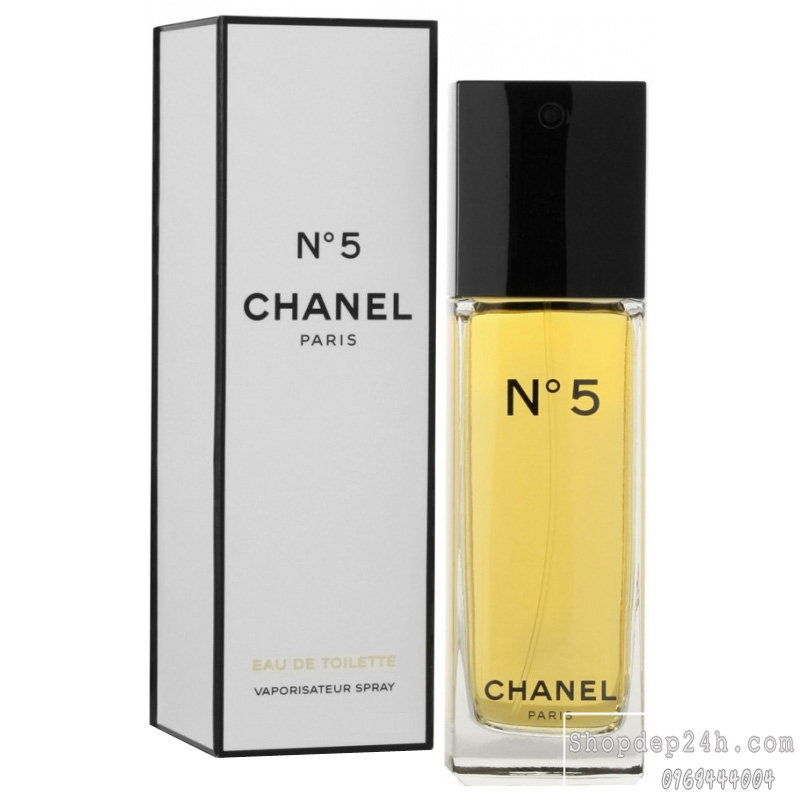 [Chanel] Nước hoa nữ Chanel N05 EDT 100ml
