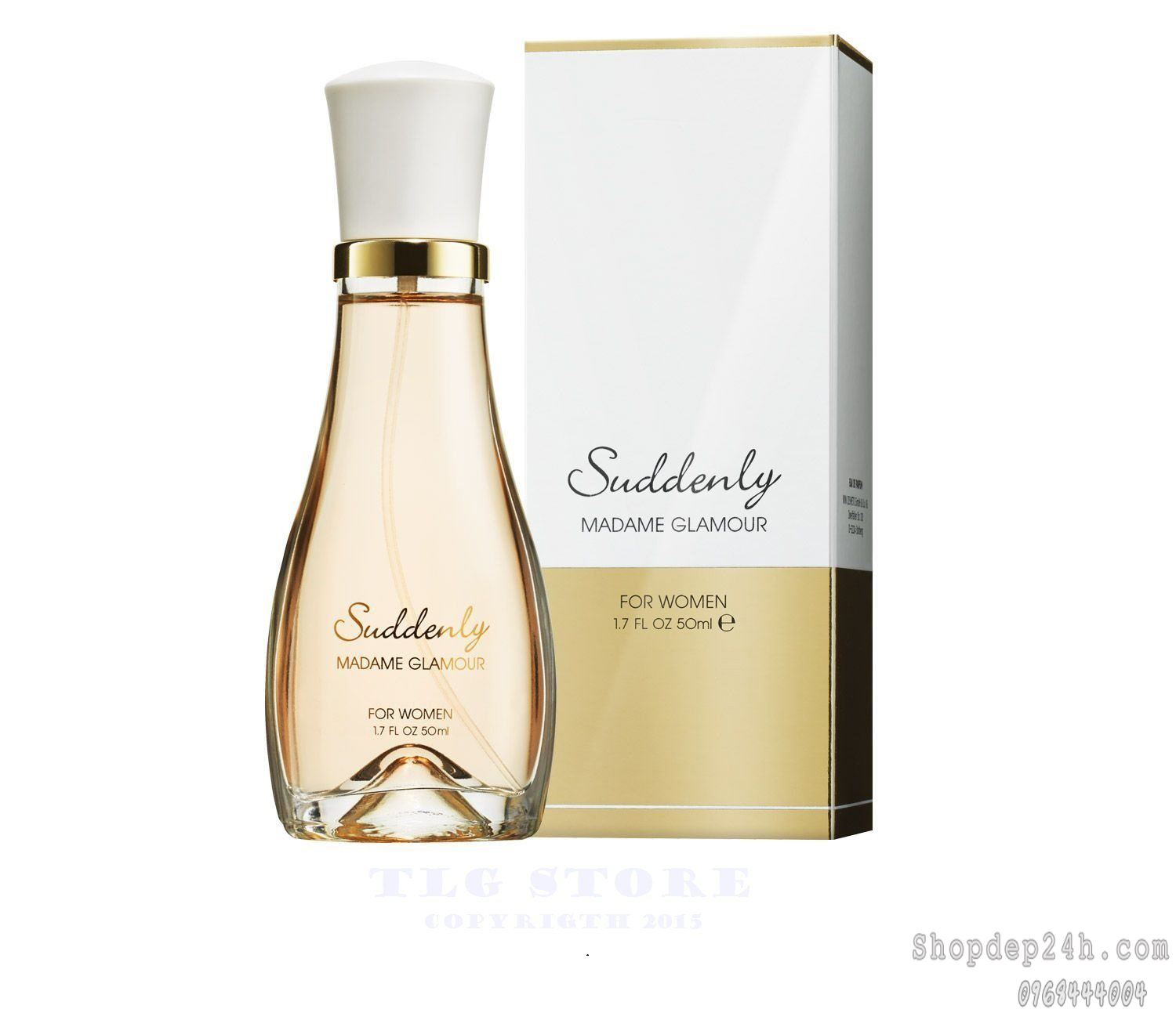 [Suddenly] Nước hoa nữ Suddenly Madame Glamour For Women 50ml