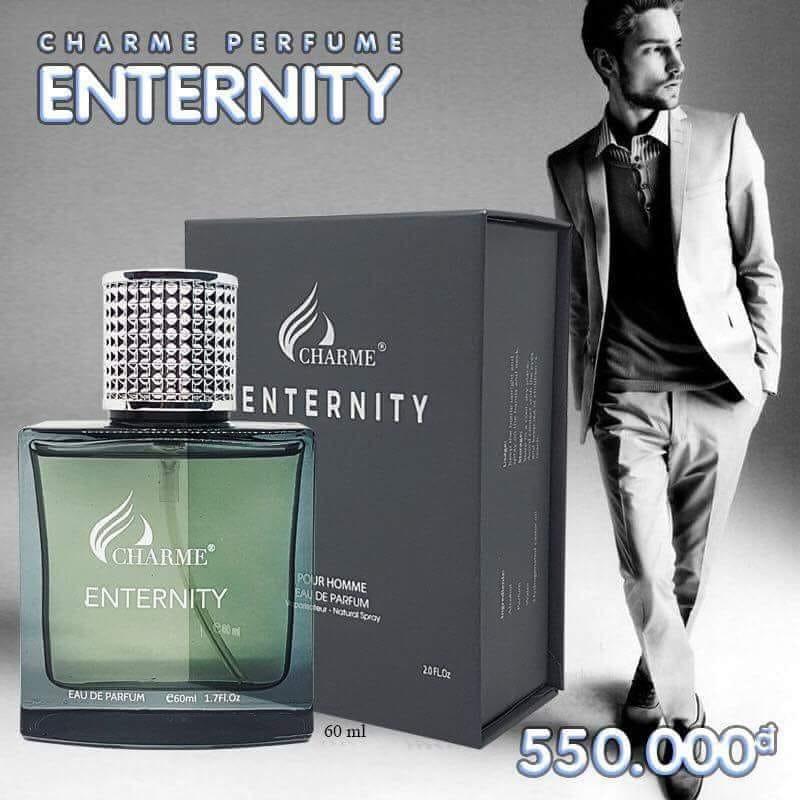 [Charme] Nước hoa nam Charme Enternity 60ml