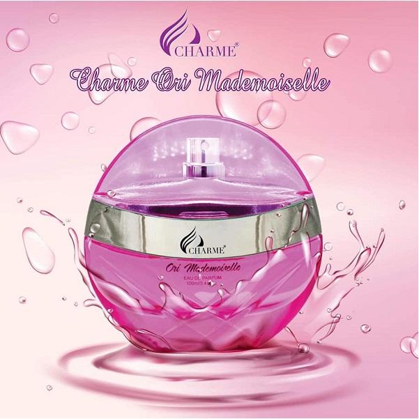 [Charme] Nước hoa nữ Charme Ori Mademoiselle 100 ml