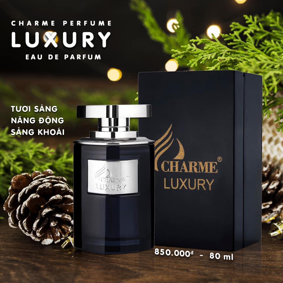[Charme] Nước hoa nam Charme Luxury 80ml