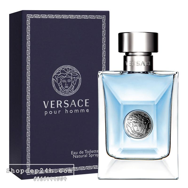 [Versace] Nước hoa mini nam Versace Pour Homme 30ml