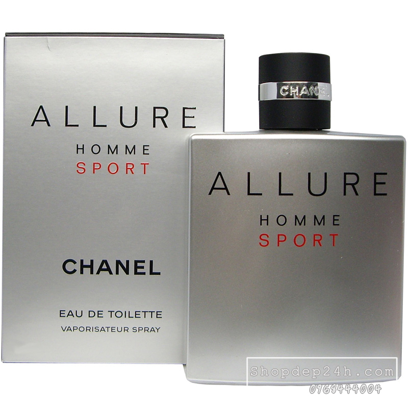 [Chanel] Nước hoa nam Chanel Allure Homme Sport 100ml