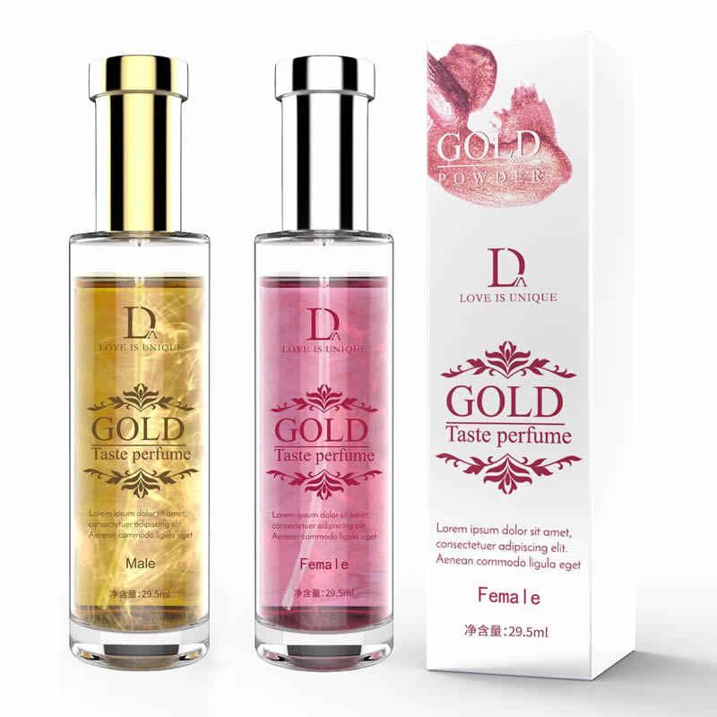 Nước hoa tình yêu dành cho nam nữ Gold Taste Perfume 29.5ml