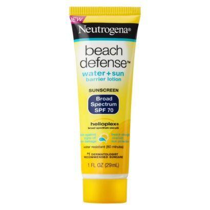 [Neutrogena] Kem chống nắng đi biển Neutrogena beach defense SPF 70