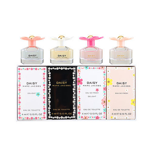 [Marc Jacobs] Set nước hoa mini  nữ Marc Jacobs Daisy 4 x 4ml
