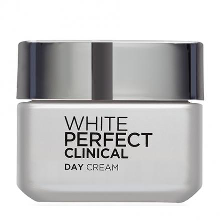 Kem dưỡng trắng mịn và giảm thâm nám ban ngày L'Oreal Paris White Perfect Clinical Day Cream SPF 19PA +++ 50ml