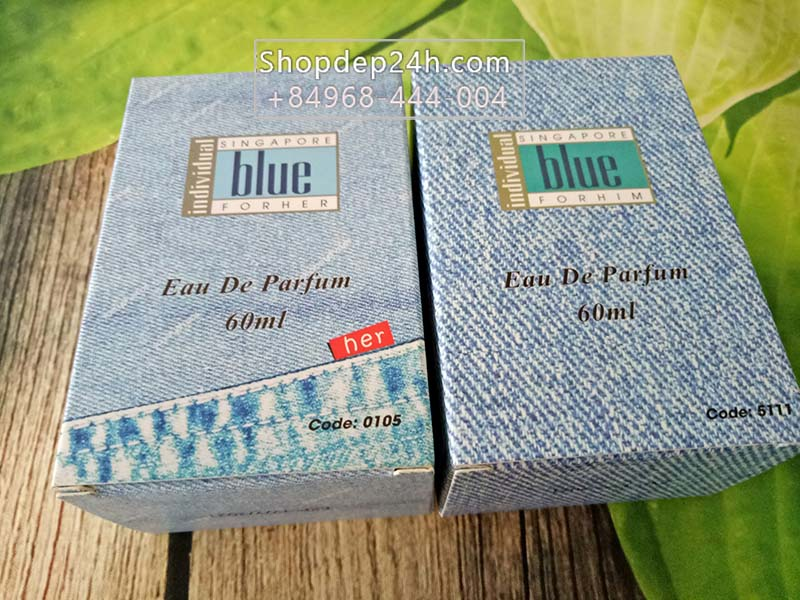 Nước Hoa Blue Avon Singapore For Her - For Him