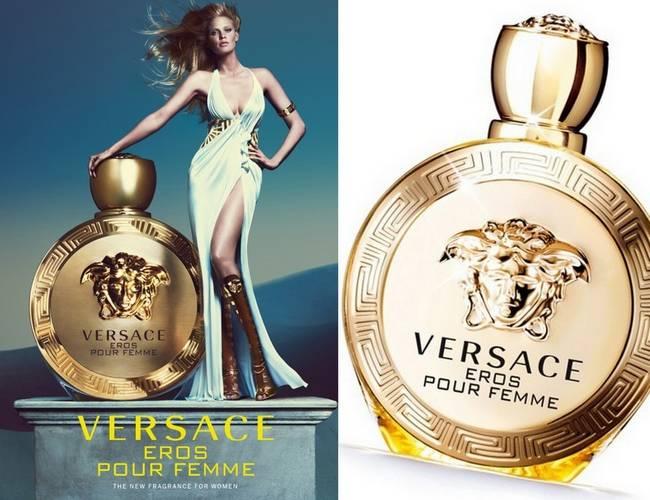 [Versace] Nước hoa nữ Versace Eros Pour Femme EDP for Women 100ml
