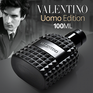 [Valentino] Nước hoa nam Valentino Uomo Edition Noire EDT 100ml