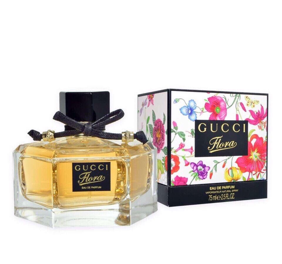 [Gucci] Nước hoa nữ Gucci Flora By Gucci EDP 75ml