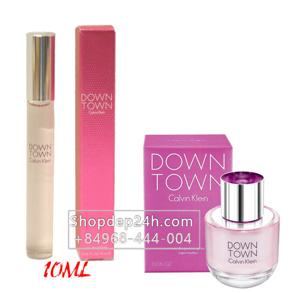 [Calvin Klein] Nước hoa mini nữ Calvin Klein Downtown For Women 10ml