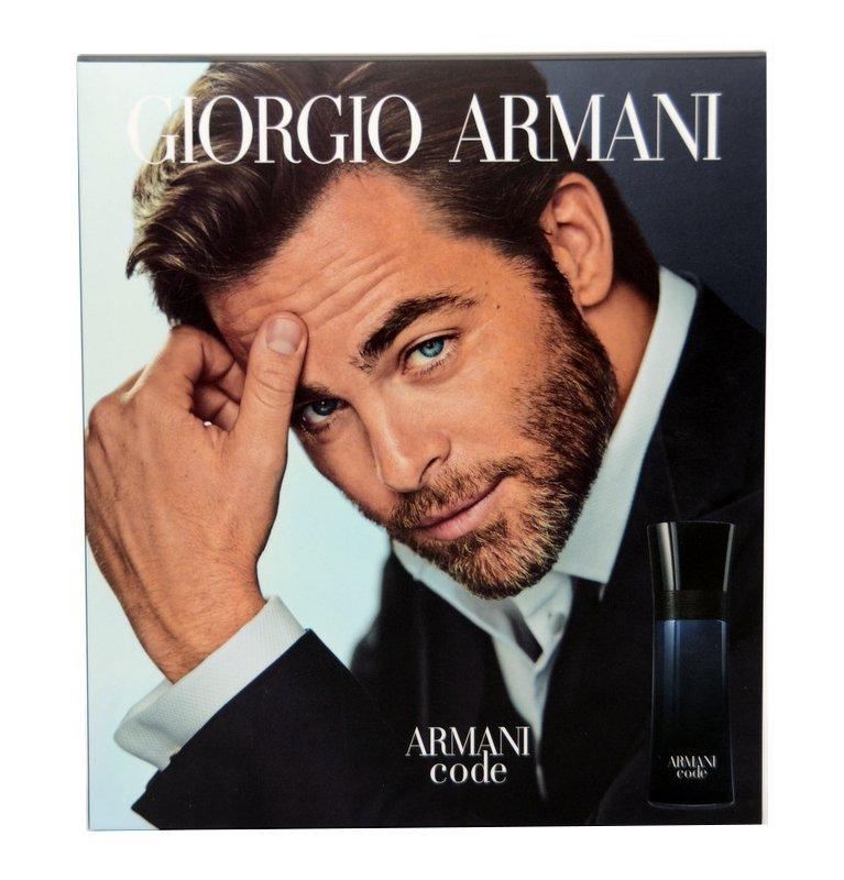 [Giorgio Armani] Nước hoa mini nam Giorgio Armani Armani Code Edt 4ml
