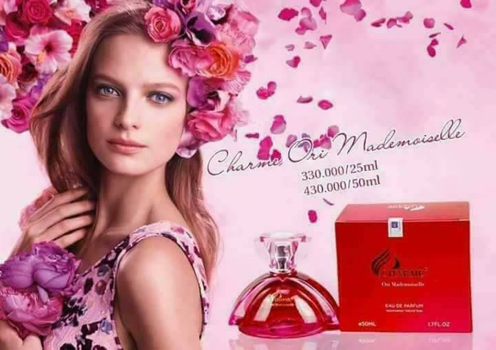 [Charme] Nước hoa nữ Charme Ori Mademoiselle 25ml