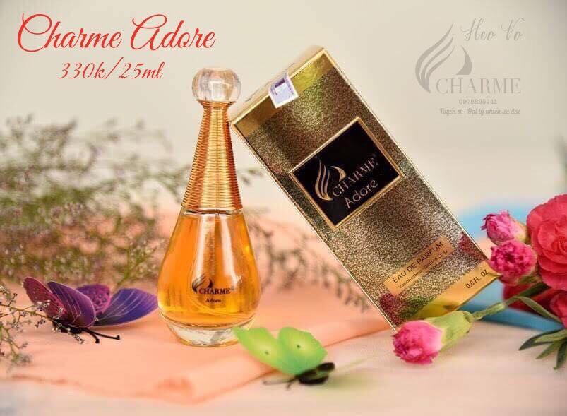 [Charme]NƯỚC HOA NỮ CHARME ADORE 30ML