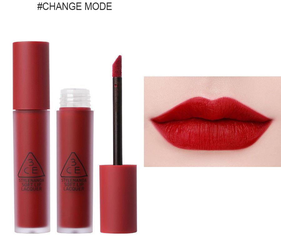 [3CE] Son Kem 3CE Soft Lip Lacquer