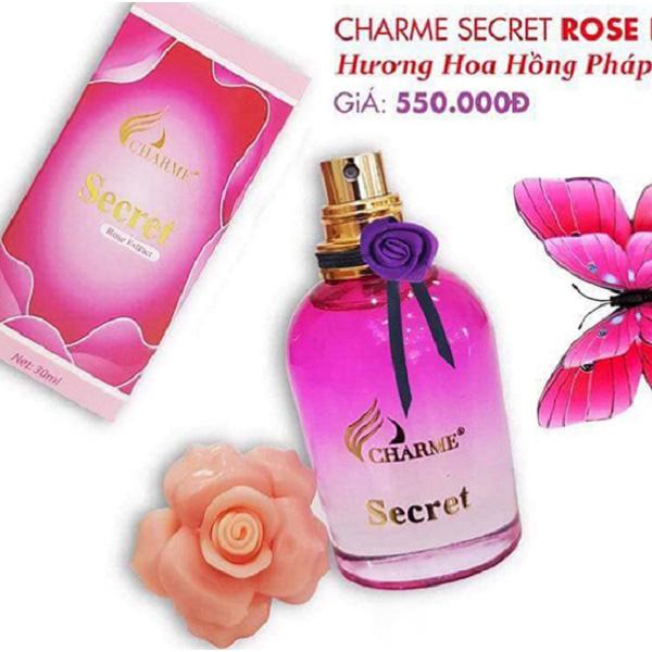 [Charme] Nước hoa vùng kín Charme Secret Rose 30ml