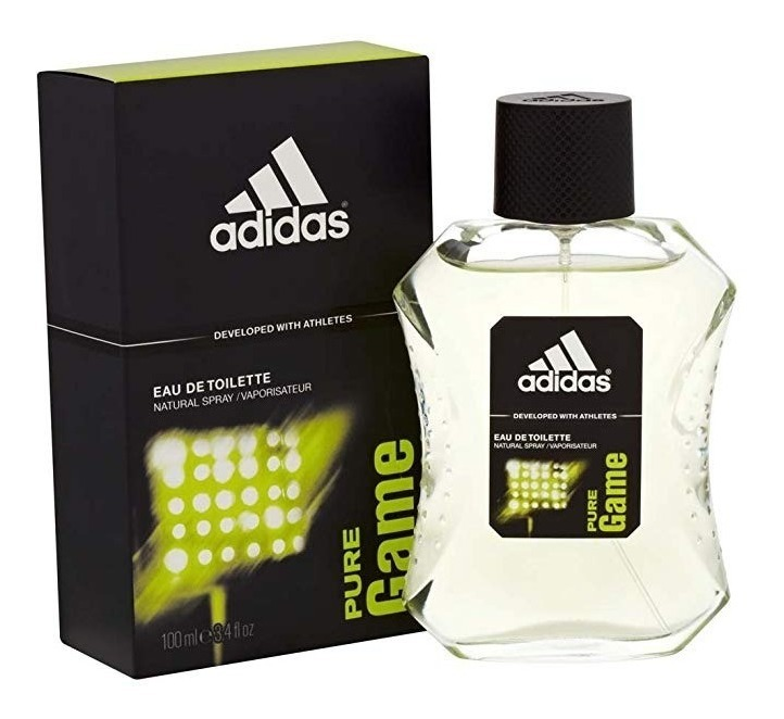 [Adidas] Nước hoa nam Adidas Team Pure Game 100ml EDT 100ml