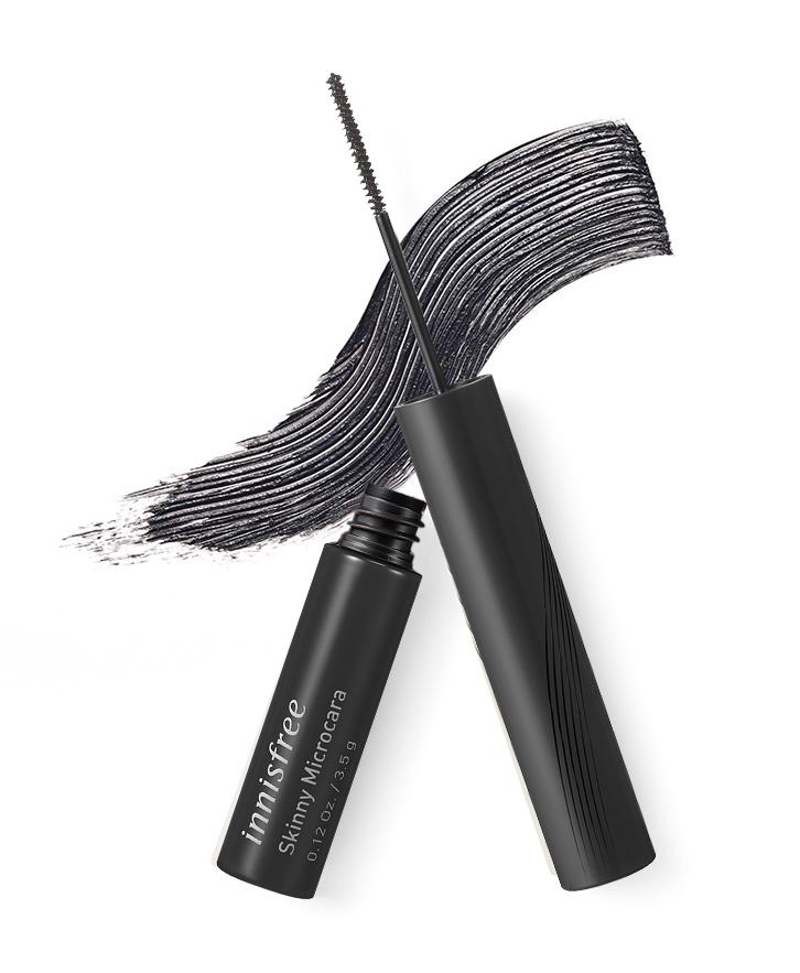 [Innisfree] Mascara chải mi siêu mảnh innisfree Skinny Microcara 3.5g