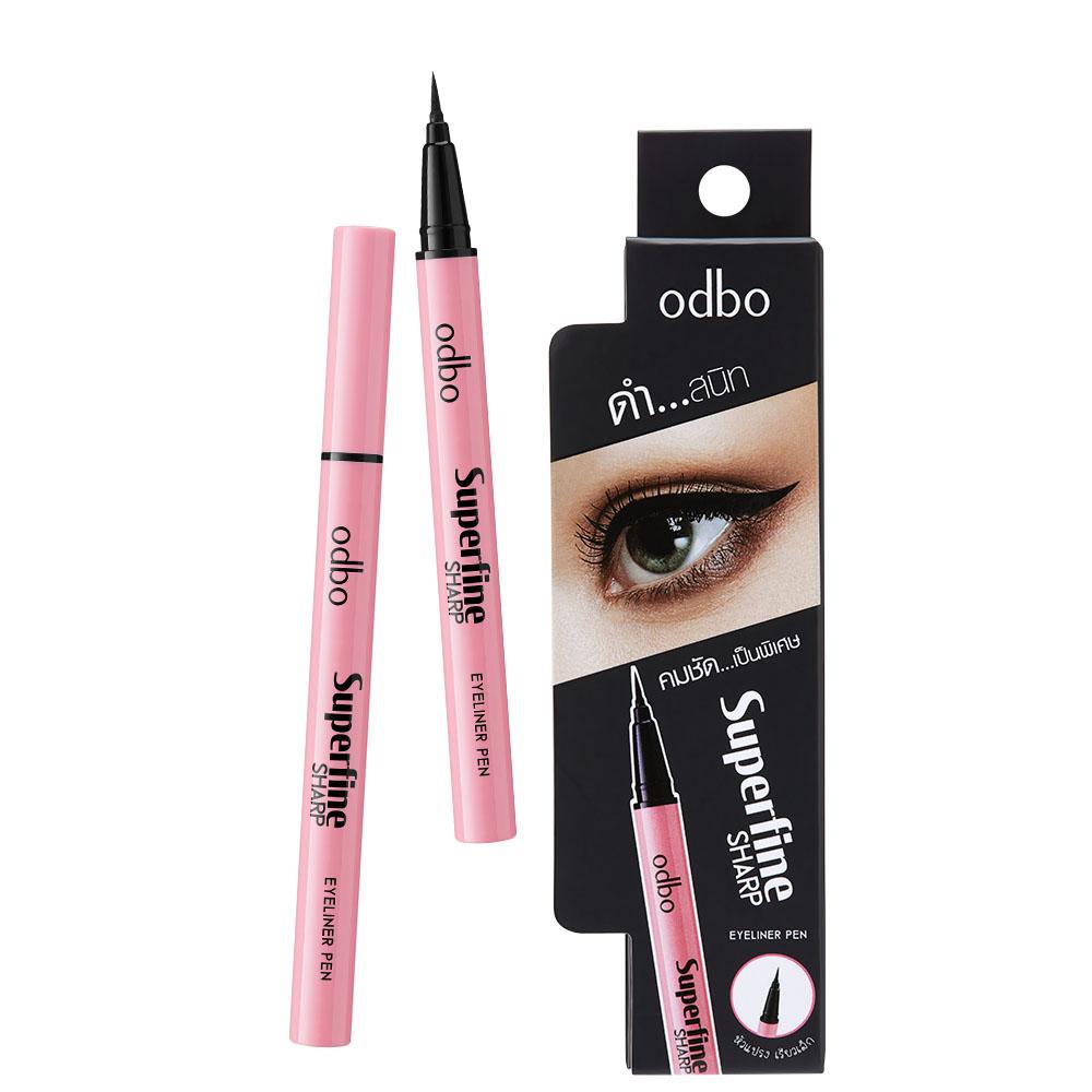 [Odbo] Bút kẻ mắt siêu mịn Superfine Sharp Eyeliner Pen Thái Lan OD361