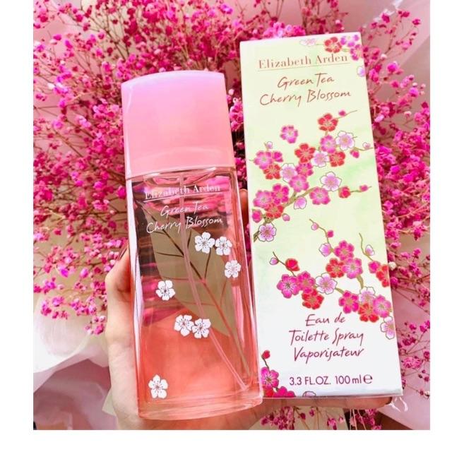 [Elizabeth Arden] Nước hoa nữ Green Tea Cherry Blossom EDT 100ml