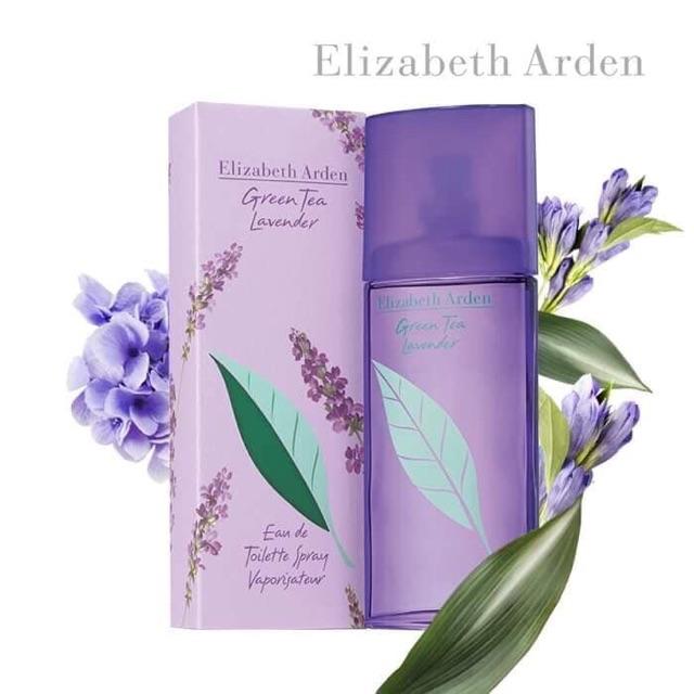 [Elizabeth Arden] Nước hoa nữ Elizabeth Arden Green Tea Lavender EDT 100ml