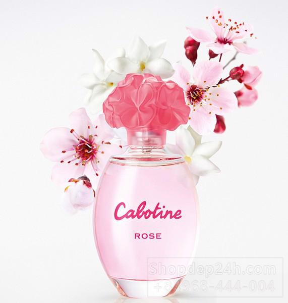 Nước hoa nữ Cabotine Rose EDP 100ml