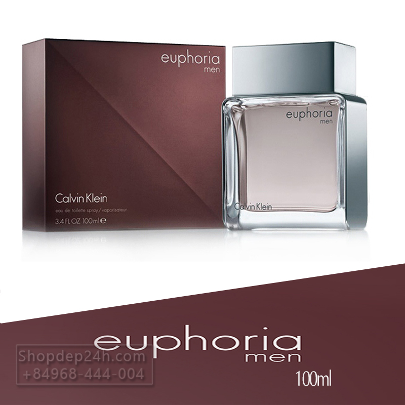 [Calvin Klein] Nước hoa nam CK Euphoria EDT 100ml