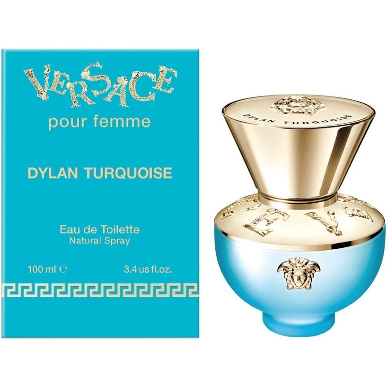[Versace] Nước hoa nữ Versace Dylan Turquoise EDT 100ml